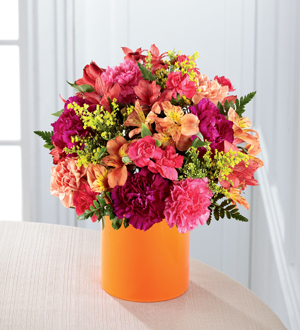 Flowers From Our Heart The FTDR All Is BrightTM Bouquet FTD Florist